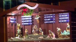 Church Protests Gun Violence With Its Nativity Scene