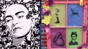 'Night of 1,000 Fridas' Public Art Coming to DC