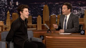'Tonight': Shawn Mendes Got Stopped by Drake's Security