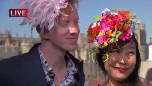 Top 4 Royal Wedding Moments With Kristen Meinzer, James Barr