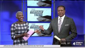 Tuesday Trend: Deliverable Christmas Trees and Dog Gifts