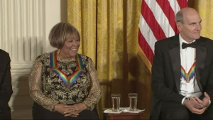 Obama Introduces Artists at Kennedy Center Honors
