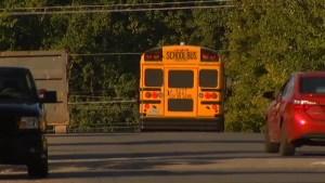 School Bus Driver Experiences Mass Overcrowding