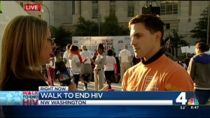 Changing the Name to Walk to End HIV
