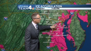 Morning Weather, March 1, 2015