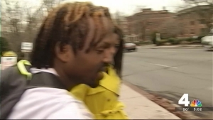Homeless D.C. Man Stops Attempted Rape