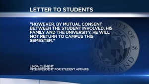 Students Protest U.Md.'s Handling of Sexist, Racist Email