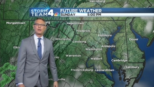 Morning Weather, April 26, 2015