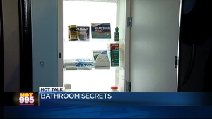 Hot Talk: Bathroom Snooping, Entire Class Fails