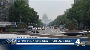 D.C. Jumps Back Into the Running to Host 2024 Olympics