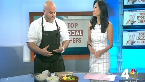 Learn to Make Ceviche With Top Local Chef Adam Greenberg