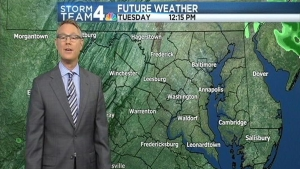 Morning Weather, May 24