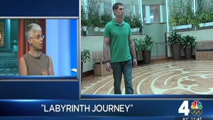 Finding Peace in a Labyrinth Walk