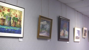Manassas Artists Displayed at City Hall