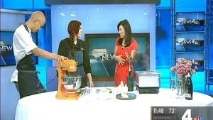 Kyirisan Chef Tim Ma Shows How to Make Bao Buns