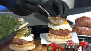 DC Food Truck in Running for Breakfast Sandwich Award