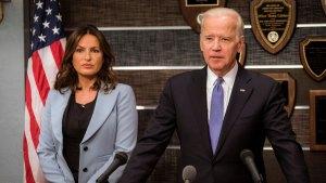 Joe Biden Set to Appear on 'Law & Order: SVU'
