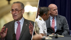 Democrats Seek Ways to Protect Mueller Probe From Acting AG
