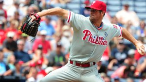 Four Phillies Pitchers Throw No-Hitter Against Braves