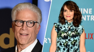 Tina Fey Returns to NBC With a Show Starring Ted Danson