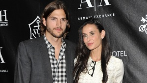 Demi Moore Had a Miscarriage While Dating Ashton Kutcher