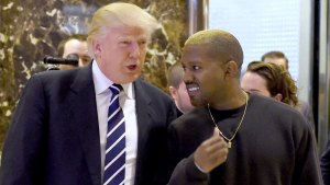 'He's My Brother': Kanye West Professes Love for Trump