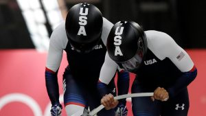 4 to Watch: GW Grad Meyers Taylor Goes for Gold in Bobsled