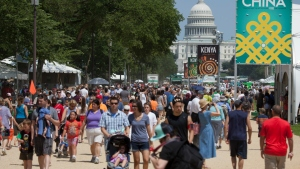 Folklife Fest Brings Basque Country, Sounds of Calif. to DC