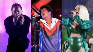 Kendrick? Bruno? Cardi B? Who Will Take Home Grammys?