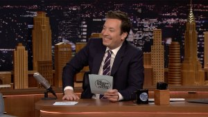 Jimmy Fallon Working on Second Picture Book