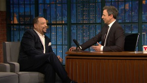 'Late Night': Ice T Has Played a Cop for 18 Years