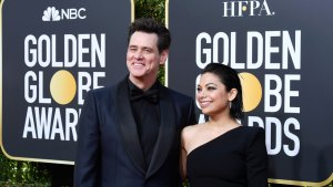 Jim Carrey and Girlfriend Ginger Gonzaga Split