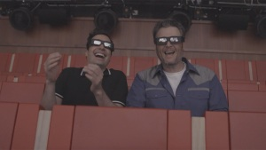 Jimmy Fallon and Blake Shelton Ride 'Race Through New York'