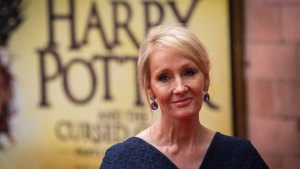 J.K. Rowling Receives Royal Companion of Honor From Palace