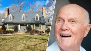 Astronaut John Glenn's Bethesda Home Sold for $1.3M