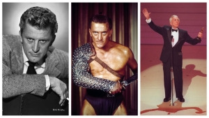 Living Legend Kirk Douglas Celebrates 102nd Birthday