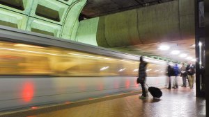 Residual Delays on Red Line After Single-Tracking