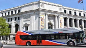 Metrobus Temporarily Cancels 20 Trips in Northern Va.