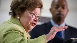 """Nothing Gloomy"": Sen. Barbara Mikulski in Her Own Words"