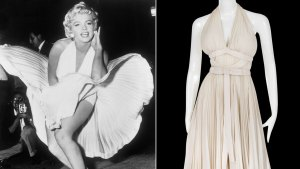 Marilyn Monroe Dresses, Personal Photos Up for Auction
