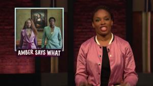 'Late Night': Amber Says What to Beyonce, Jay-Z Album