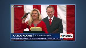 'Late Night': A Couple Things About Roy Moore's Wife Kayla