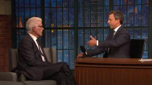 'Late Night': Ted Danson Struggled to Play Sam on 'Cheers'