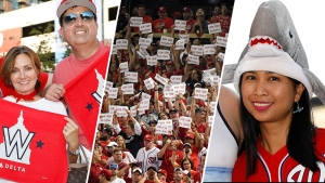 From Baby Shark to Funny Signs, See Nats Fans' Best Moments