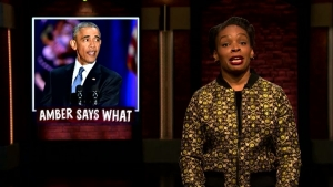 'Late Night': Amber Says What?
