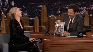 'Tonight': Jennifer Lawrence Dishes on Her Vogue Cover Shoot
