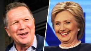 USHCC Endorses Clinton, Kasich
