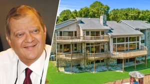 Tom Clancy's Waterfront Home in Maryland Listed for $6.2M