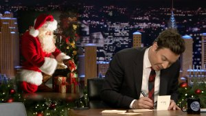 'Tonight Show' Thank You Notes: Santa Claus