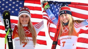 4 to Watch: Shiffrin, Vonn Share the Hill; US Women's Hockey Plays for Gold